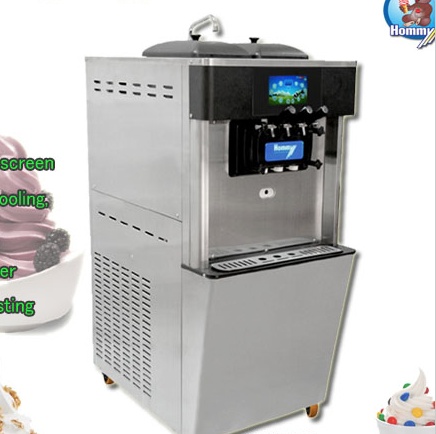 High Quality Frozen Yogurt Ice Cream Machine
