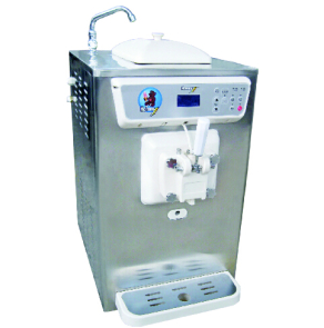 Tabletop Ice Cream Machine with Factory Price