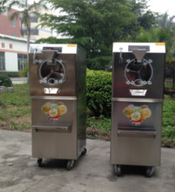 Commercial Hard Ice Cream Machine