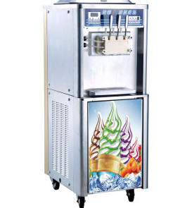 Jam Soft Ice Cream Machine