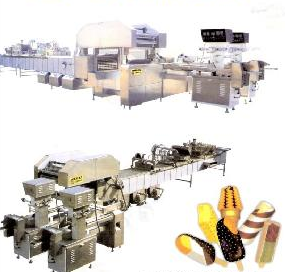 Full Automatic Ice Cream Machine