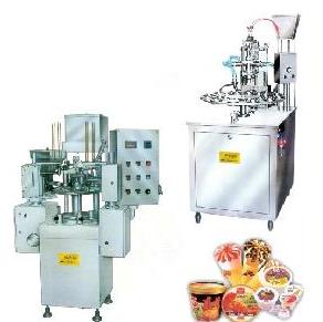 Multi-Function Ice Cream Filling Machine