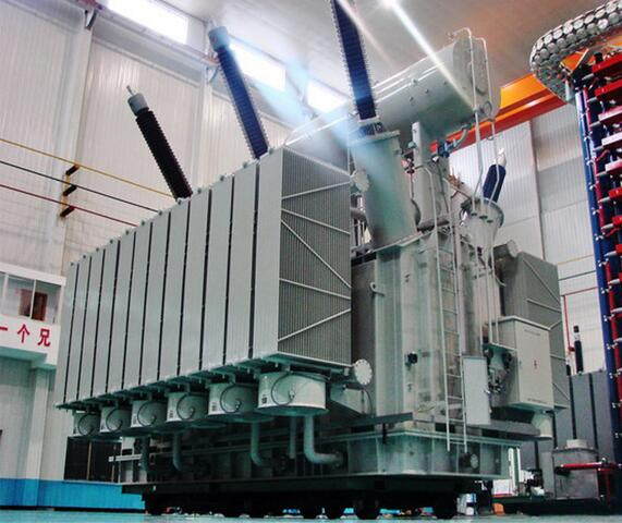 220kv Low Noise Multi-winding Oil Immersed Power Transformer