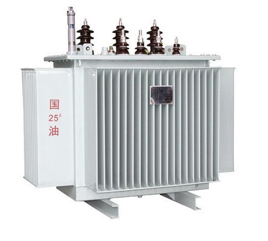 S9, S10 Series 10kv~35kv Step Down Oil Immersed Distribution Transformer
