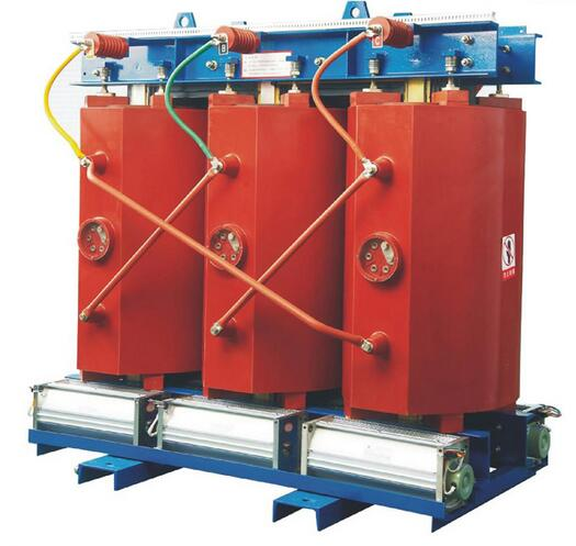 11~35kv Three Phase Cast Resin Step Down Dry Type Transformer