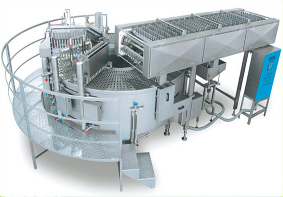 Full Automatic Industrial Ice Cream production line
