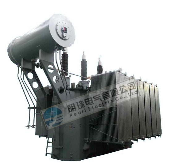 110KV High Frequency Class Two-winding Oil Immersed Power Transformer