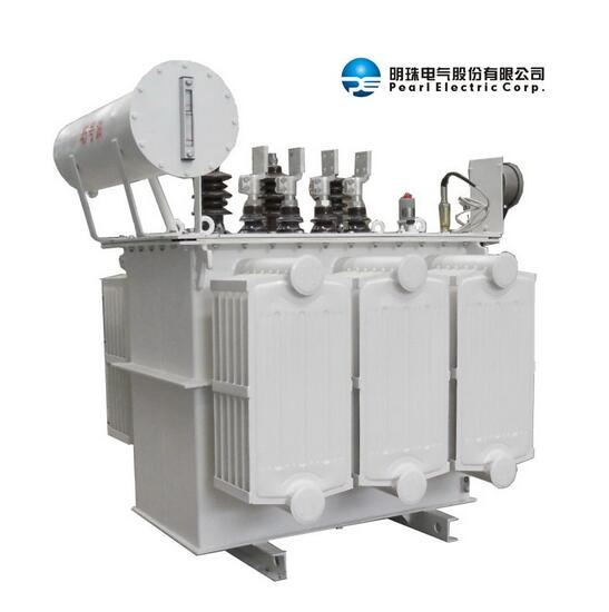 High Frequency Three-Phase on-Load Two Windings Power Transformer