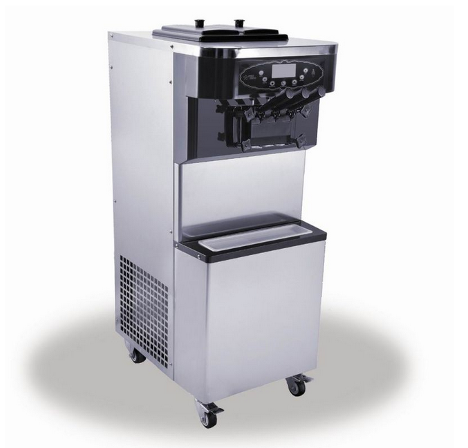 Integral Type Soft Ice Cream Machine