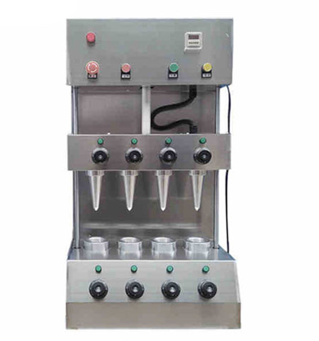Soft Ice Cream Sugar Cone Baking Machine