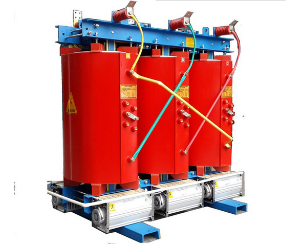 IEC60076 Standard 10KV SC10 series Araldite Dry Type Transformer