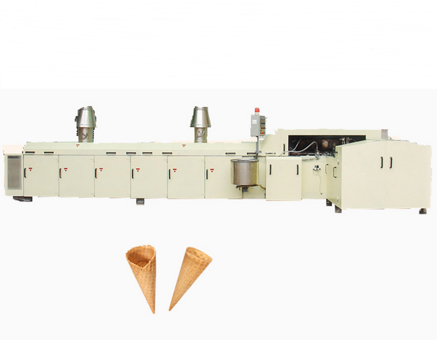 Automatic Ice Cream Cone Production Line