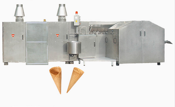 High Quality Automatic Rolled Sugar Cone Machine