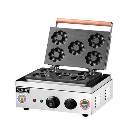 Stainless Steel Commercial Waffle machine Crispy Machine