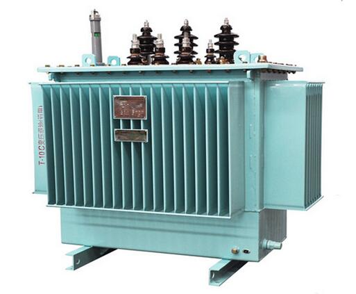 S11 Type 630kVA 3 Phase High Voltage Oil Immersed Distribution Transformer