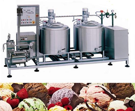 Factory Price Ice Cream Production Line