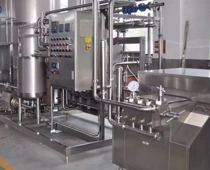 High Quality 500L Ice Cream Production Line