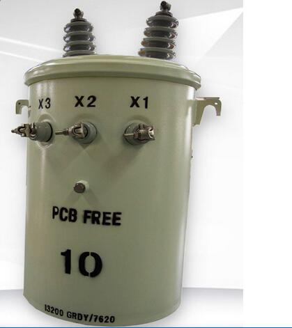 Single phase oil-immersed Two-winding distribution transformer