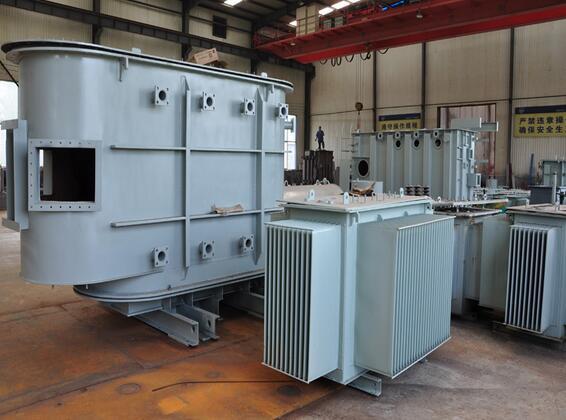IEC Standards 220kv Three Windings on-Load Power Transformer