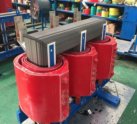 SC10 11kv Energy-Saving Oil-immersed Dry Type Transformer