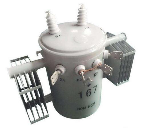 13.8kv Single Phase Power Frequency Pole Mounted Transformador