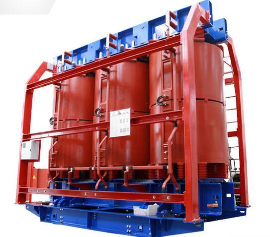 Zenele Epoxy Cast Resin on-Load Tap Changer Dry-Type Transformer