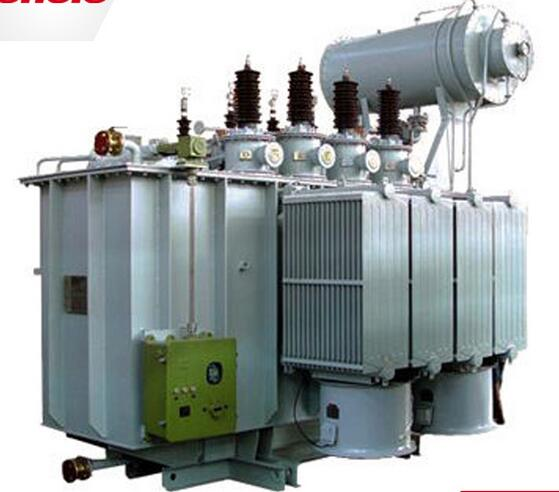 3 Phase 33kv High Voltage Oil-Immersed Power Distribution Transformer