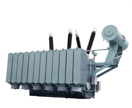 220kv Set Down Auto Low Loss and Low Noise Power Transformer