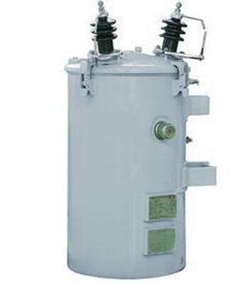 Single Phase Power Distribution Set Down Pole Mounted Transformer