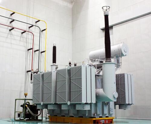 ISO9001-2000 S(FSZ)-500 500kv MR OLT COil Immersed Power Transformer
