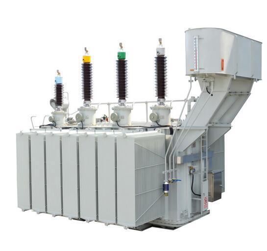 ISO9001 110kv Multi-winding Oil-Immersed Power Transformer