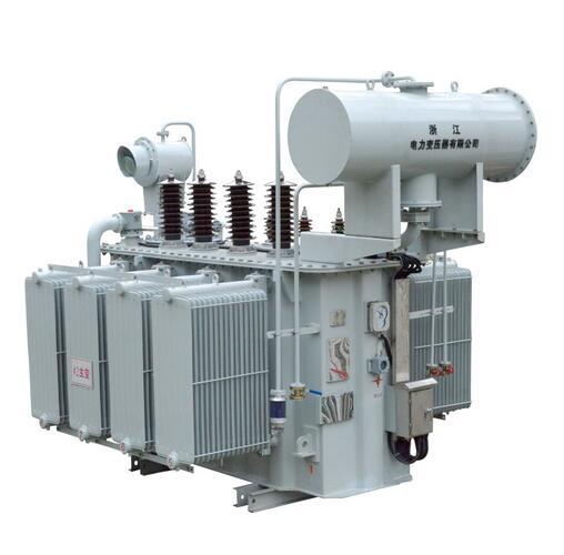 ISO14001 35kv Oil-Immersed Multi-winding Power Transformer