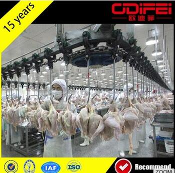Poultry slaughtering equipment chicken slaughtering machine