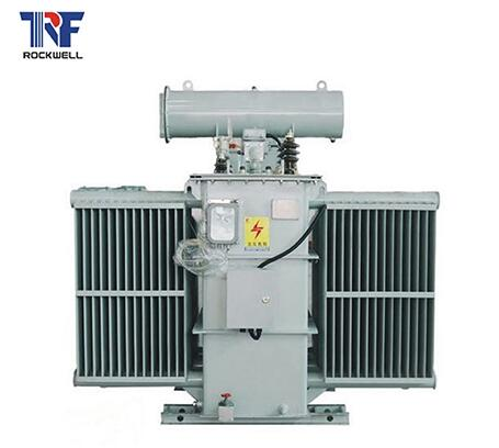 S9-2000/10kv Three Phase Oil Immersed Distribution Transformer