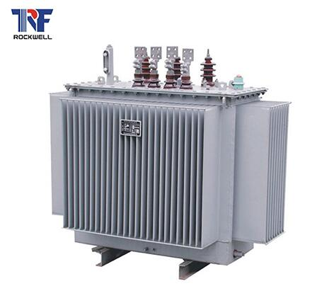 IEC/ANSI/IEEE/BS/GB 11kv Oil Immersed Distribution Transformer