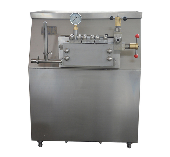 Industrial 5000L/H Ice Cream Homogenizer