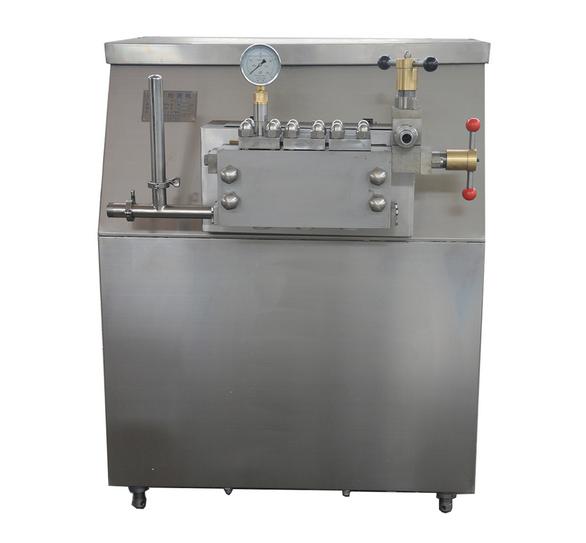 Industrial 5000L/H Ice Cream Homogenizer