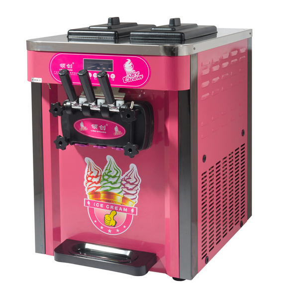 Semi-Automatic Ice Cream Machine