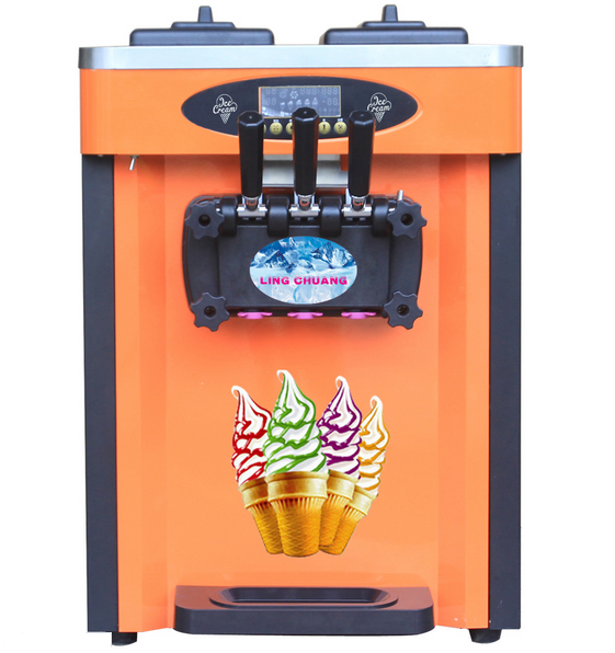 2017 Hot Sales Gelato Ice Cream Machine
