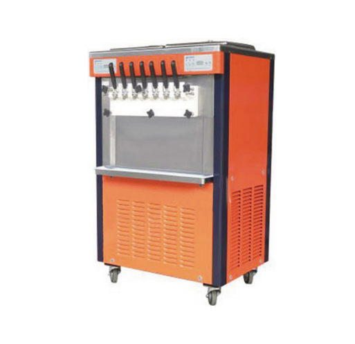 Seven-Flavor Colors Soft Ice Cream Machine