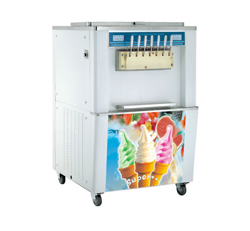 Seven Flavor Soft Ice Cream Machine wholesale