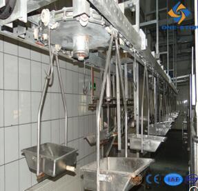 Sheep Goat Lamb Halal Abattoir Machine for Slaughterhouse