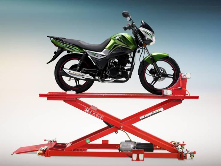 Motorcycle scissor lift