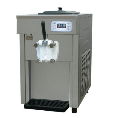 Counter Top Commercial Ice Cream Maker for Restaurant and Buffet