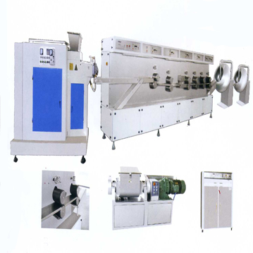 Pillow chewing gum/xylitol chewing gum production line