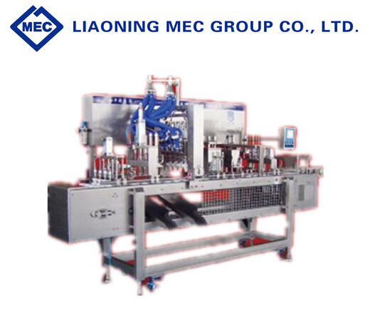BG-4D2 ice cream filling machine