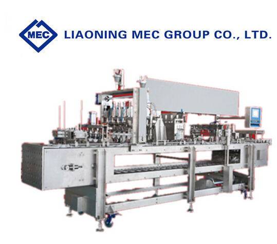 BG-6B ice cream filling machine