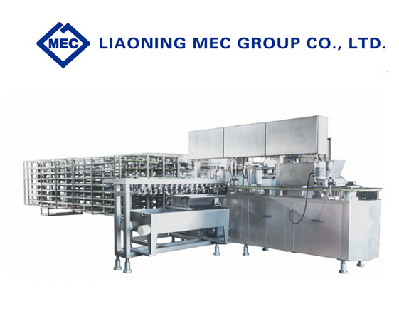 SD800A Ice-cream extrusion Production Line