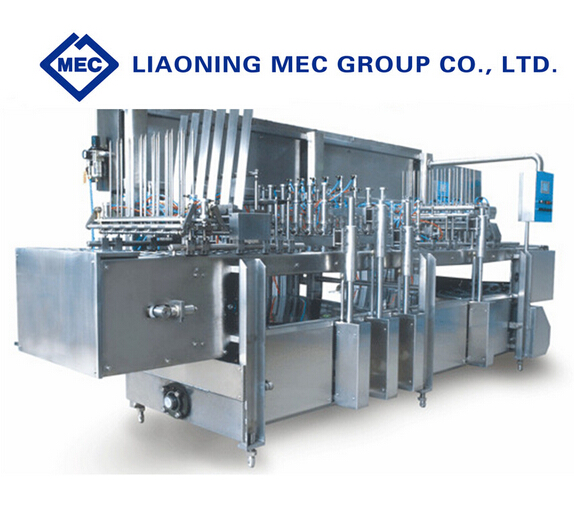 BG-6*6m ice cream filling machine
