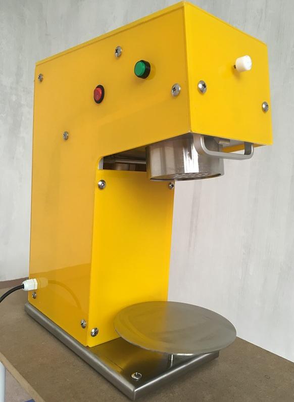 2016 New Commercial Spaghetti ice cream machine